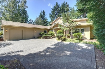 Port Orchard Single Family Home For Sale: 7340 Hawkstone Ave SW