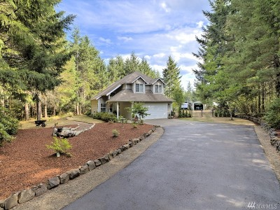 Union WA Single Family Home Pending: $335,000