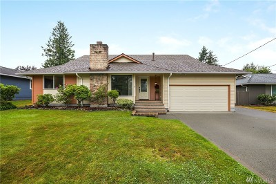 Enumclaw Single Family Home For Sale: 1824 McKinley St