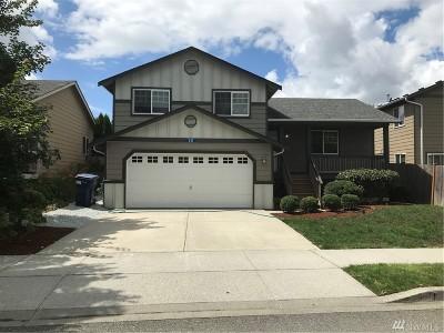 Mount Vernon Single Family Home For Sale: 211 Dallas St
