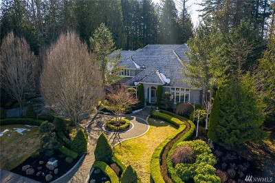 Sammamish Single Family Home For Sale: 24521 SE Windsor Blvd