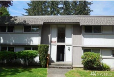 Federal Way Condo/Townhouse For Sale: 4601 SW 320th St #O-5