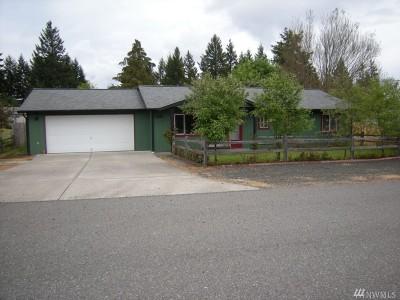 Mason County Rental For Rent: 110 NE Kathy's Dr