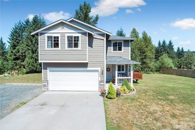 Snohomish Single Family Home For Sale: 23029 14th St NE