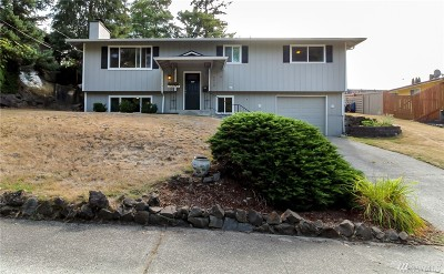 Tacoma Single Family Home For Sale: 6415 S Sheridan Ave