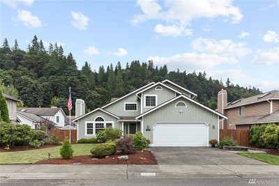 King County Single Family Home For Sale: 15715 SE 156th St