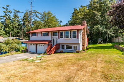 Single Family Home For Sale: 2332 Happy Lane