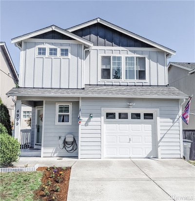 Bremerton Single Family Home For Sale: 4999 Bowwood Cir NE