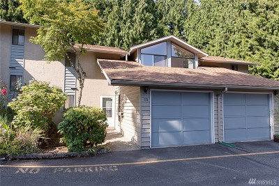 Lynnwood Condo/Townhouse For Sale: 19221 40th Ave W #I3