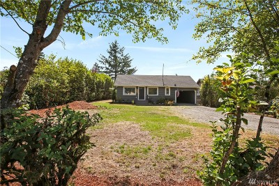 Port Orchard Single Family Home For Sale: 1720 SE Salmonberry Rd