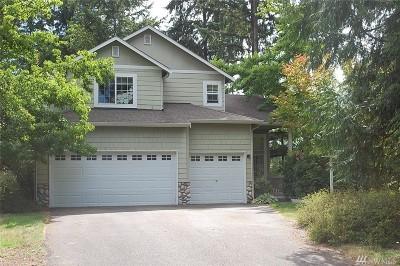 Olympia Single Family Home For Sale: 6702 Garrett Ct NE