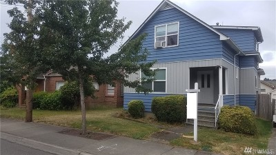 Renton Multi Family Home For Sale: 217 Park Ave N