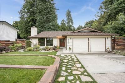 Renton Single Family Home For Sale: 15042 SE Fairwood Blvd