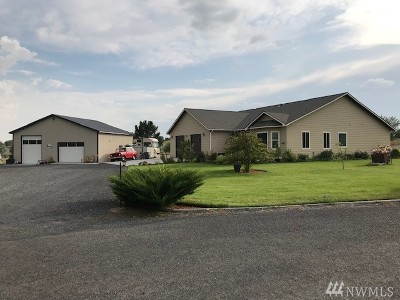 Moses Lake WA Single Family Home For Sale: $449,900