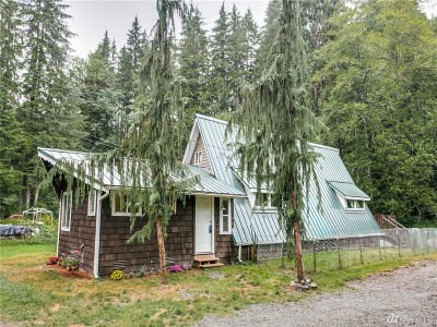 Granite Falls Single Family Home For Sale: 22721 N River Dr