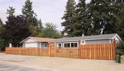 Pierce County Single Family Home Pending: 1813 77th St Ct E