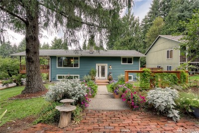 Olympia Single Family Home For Sale: 8108 58th Ave SE