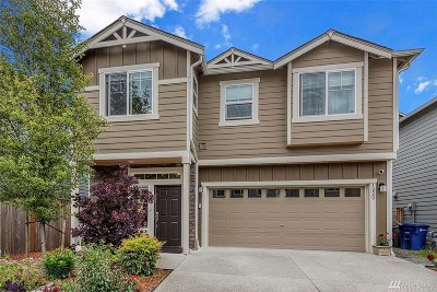 Lynnwood Single Family Home For Sale: 1220 145th St SW