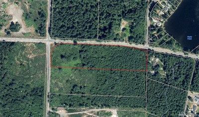 Pierce County Residential Lots & Land For Sale: Sr 302 NW