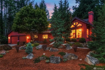 Sammamish Single Family Home For Sale: 26028 SE 29th St
