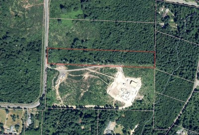 Pierce County Residential Lots & Land For Sale: 150th Ave NW