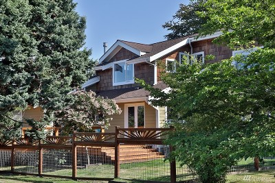 Single Family Home For Sale: 432 Island View Lane