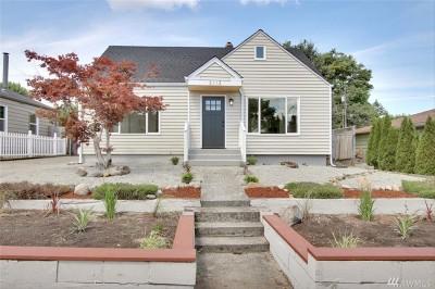 Tacoma WA Single Family Home For Sale: $339,900