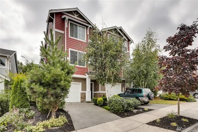 Everett WA Condo/Townhouse For Sale: $369,950