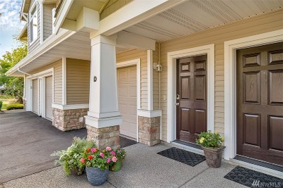 Pierce County Condo/Townhouse For Sale: 6301 Isaac Ave SE #D-15