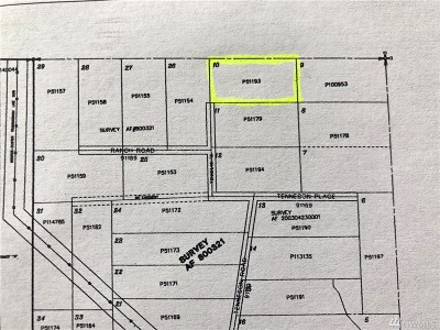 Sedro Woolley Residential Lots & Land For Sale: Ranch Rd