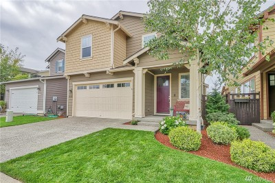 Tumwater Single Family Home For Sale: 8931 Aster St SE