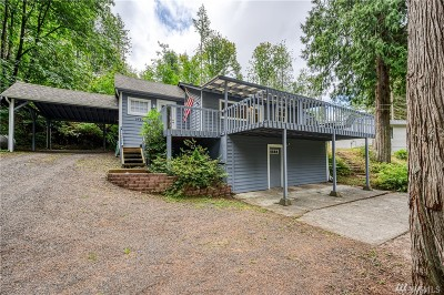 Bellingham Single Family Home For Sale: 1842 Emerald Lake Wy