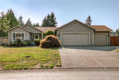 Spanaway Single Family Home For Sale: 21002 81st Av Ct E