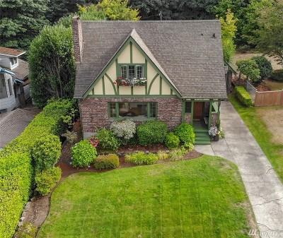 Tacoma WA Single Family Home For Sale: $725,000