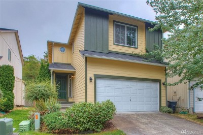 Puyallup Single Family Home For Sale: 18409 101st Ave E