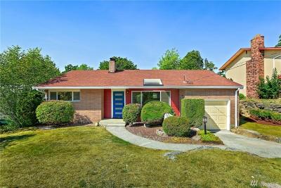 Seattle Single Family Home For Sale: 4634 S Gazelle St