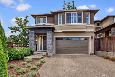 Everett Single Family Home For Sale: 12322 26th Ave SE