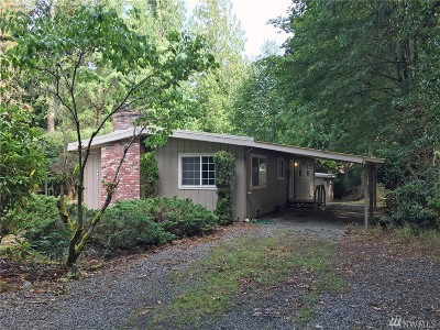 Sequim Single Family Home For Sale: 343 Dungeness Meadows