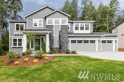 Renton Single Family Home For Sale: 14428 160th Ct SE #Lot23