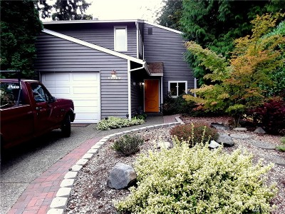 Kirkland Single Family Home For Sale: 13329 NE 137th Place