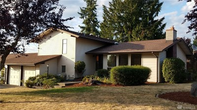 Kent Single Family Home For Sale: 12420 SE 209th St