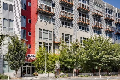 Seattle Condo/Townhouse For Sale: 401 9th Ave N #515