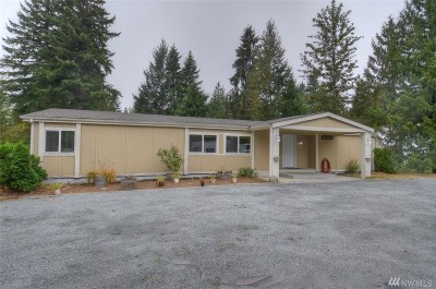 Bonney Lake Single Family Home For Sale: 12508 211th Ave E