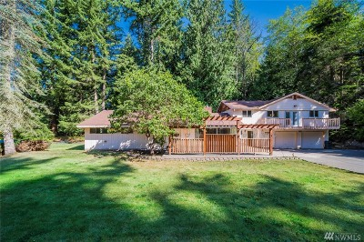 Lake Stevens Single Family Home For Sale: 13907 28th St NE