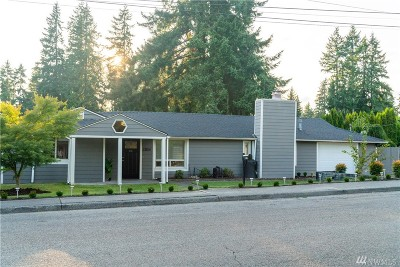 Mountlake Terrace Single Family Home For Sale: 23104 50th Ave W