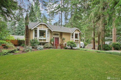 Gig Harbor Single Family Home For Sale: 2008 46th St NW