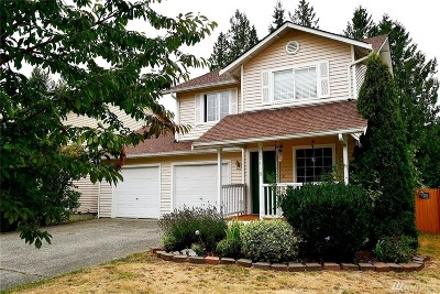 Snohomish County Single Family Home For Sale: 3115 186th Place NE