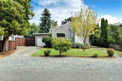 Seattle Single Family Home For Sale: 8556 13th Ave NW