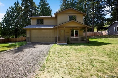 Port Orchard Single Family Home For Sale: 3688 E Indiana St