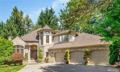 Woodinville Single Family Home For Sale: 19756 NE 127th Place